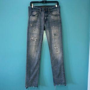 NWOT American Eagle Slim Straight Jeans